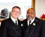 Ed and Daryl all tuxed up for our daughter Ashley's wedding to Quintin. All I can say about the event was EVERYthing was PERFECT!